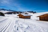 The skiing area Groeden
