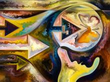 """Постер, картина, фотообои """"Speaking of Living Canvas"""""""