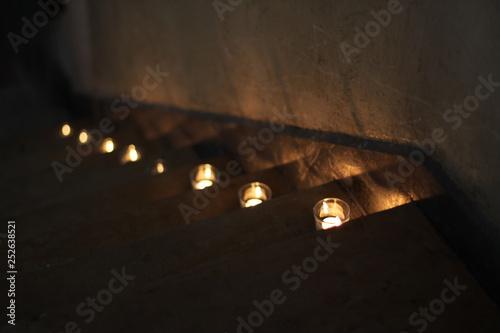 Romatischer Kerzenschmuck © Porphrin-Joe