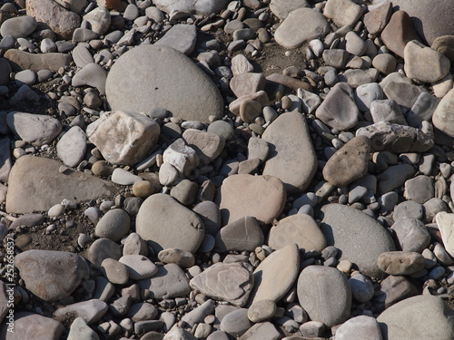 ghiaia, texture, sassi, pietre