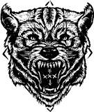 Hard wolf
