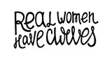 Real women have curves - 252869123