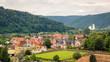 Historische Stadt Wertheim am Main Deutschland - 252876598