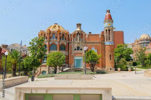 Leinwanddruck Bild Barcelona
