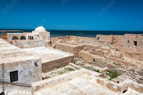 Ghazi Mustapha Fort in Houmt Souk