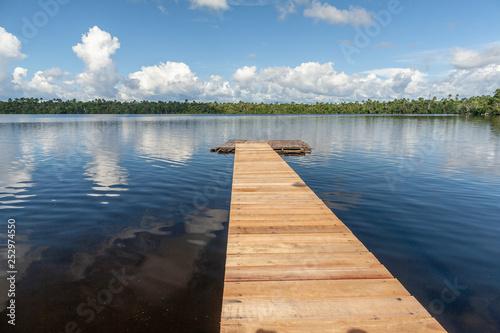 Acrylglas Pier Iquitos