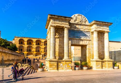 Arc de triomphe à Cordoue en Andalousie, Espagne - 253002927