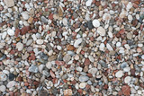 Fototapeta Kamienie - Sea stones background © Alex