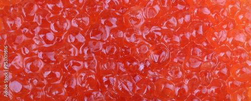 obraz lub plakat red caviar at day