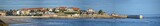Panorama of Comillas, Cantabria