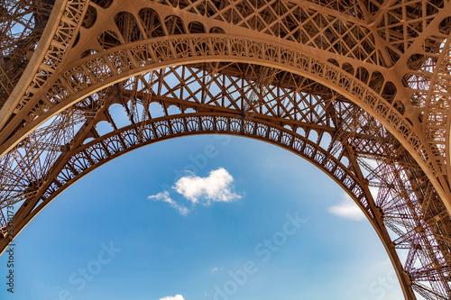 mata magnetyczna Eiffel Tower