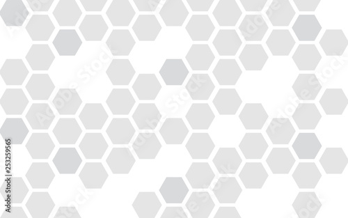 Abstract white background. Can be used in cover design, book design, website background, CD cover, advertising. Vector illustration. - 253259565