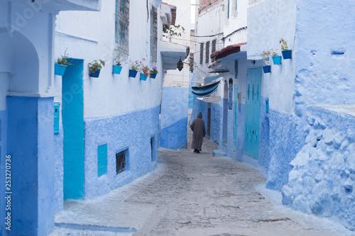 street of chefchaouen  © elmadani