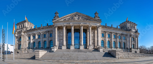 reichstag building in berlin, germany © frank peters