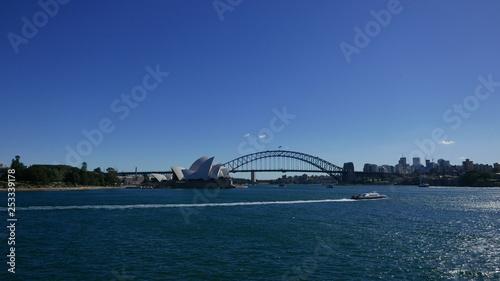 obraz lub plakat Sydney skyline