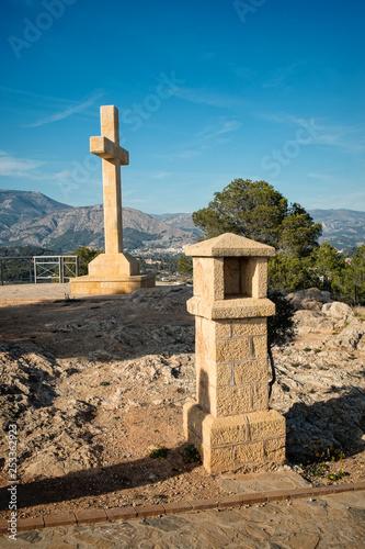 Large Christian Cross
