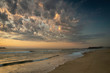 Leinwandbild Motiv Sunrise at Sapphire Bay, NSW