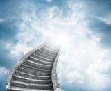 Fototapeta Na sufit - Stairway to heaven © Stillfx