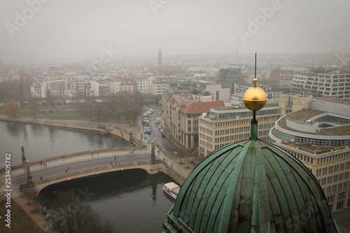 View from atop the Berlinerdom