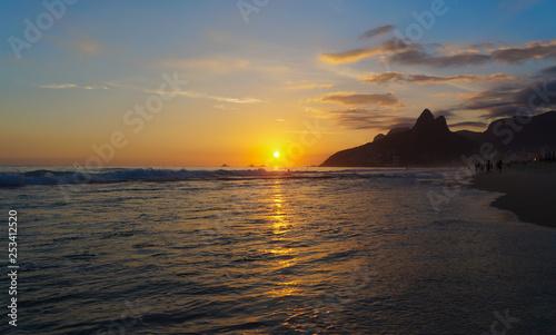 Sunset in Ipanema - Rio de Janeiro - 253412520