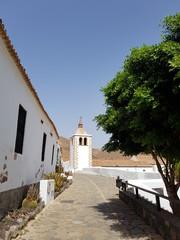 Stare miasto w Betancurii na Fuerteventurze