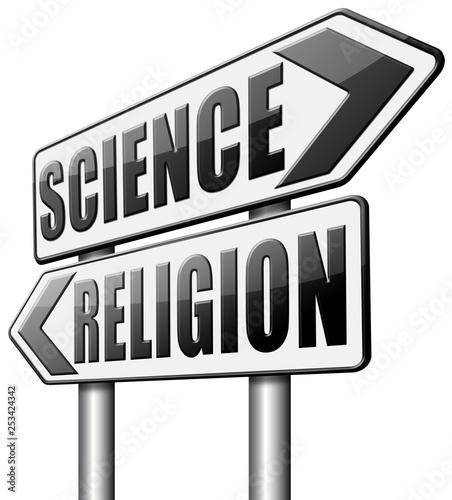 religion science relationship