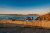Sunset at Land's End San Francisco