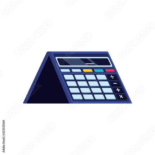 calculator math finance icon © djvstock