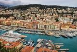 Hafen von Nizza, Frankreich