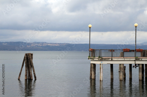 Acrylglas Pier PONTILE