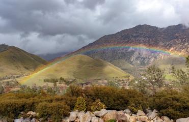 Rainbow, Powers Peak