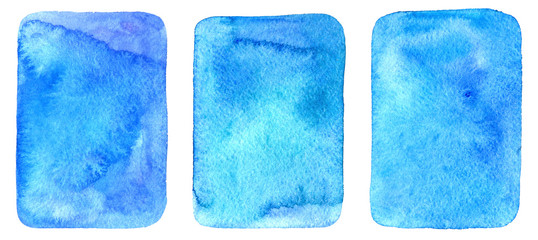 set of watercolor backgrounds © cat_arch_angel