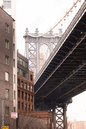 Manhattan Bridge, Dumbo, New York