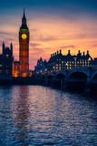 Fototapeta Big Ben - Big Ben, London, UK © Marina Marr