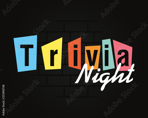 trivia night design