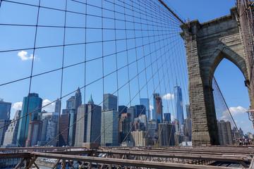 Brooklyn Bridge, Manhattan, NY