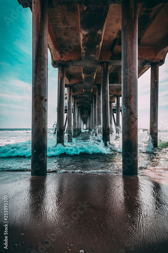 Beach Pier © kemal