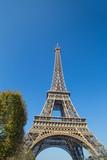 Fototapeta Fototapety z wieżą Eiffla - Tour Eiffel © L.Bouvier