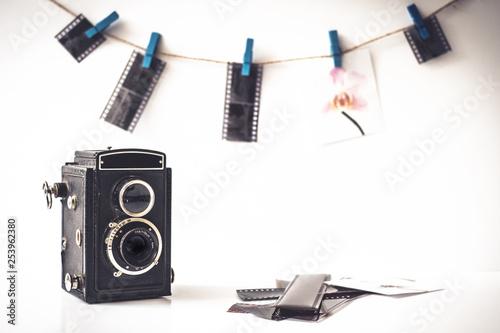 Retro camera © LeticiaLara