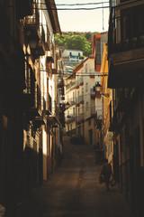 streets in spain