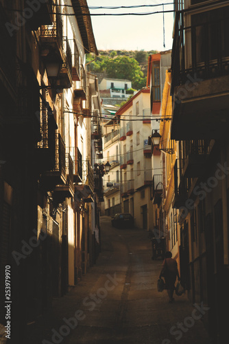streets in spain - 253979970