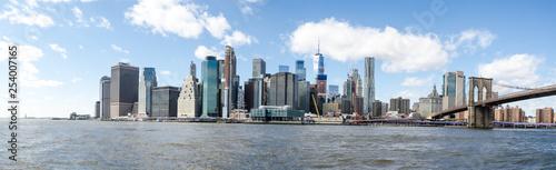 Lower Manhattan Panorama - 254007165