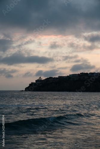 Emerald Bay, Laguna Beach, California  - 254039904