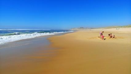Contis plage © hustinx