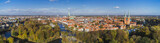 Grünes Lübeck Panorama