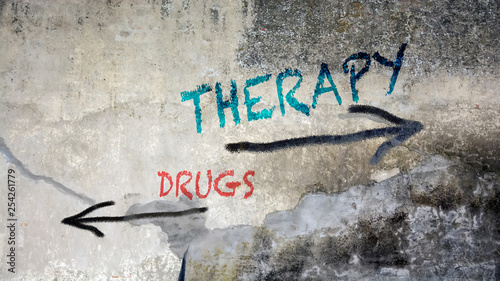 Sign 391 - Therapy