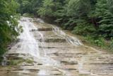 Fototapeta Nowy Jork - Buttermilk Falls State Park, Ithaca, New York © Richard