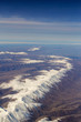 aerial view of mountains south island new zealand - 254325147