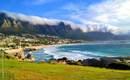Table Mountain nuage - 254446597