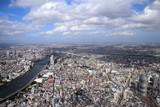 隅田川と荒川